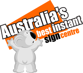 Australia's Best Instant Sign Centre