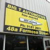 weatherproof outdoor signs